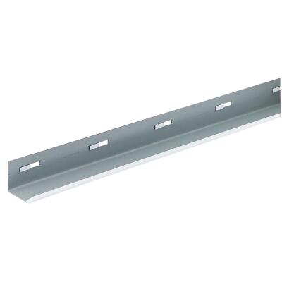 Donn 10 Ft. x 3/4 in. White Steel Ceiling Wall Molding