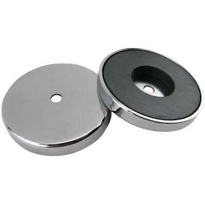 Master Magnetics 2-5/8 in. 65 Lb. Magnetic Base