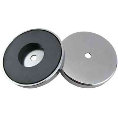 Master Magnetics 3-3/16 in. 95 Lb. Magnetic Base