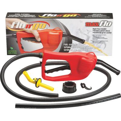 Flo n' go Maxflo 36 In. Fuel Siphon Pump