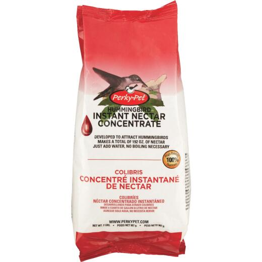 Perky-Pet 2 Lb. Red Powder Concentrate Hummingbird Nectar