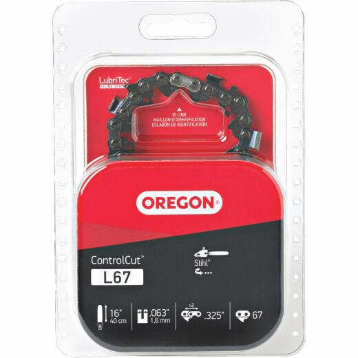Oregon L67 16 In. Chainsaw Chain
